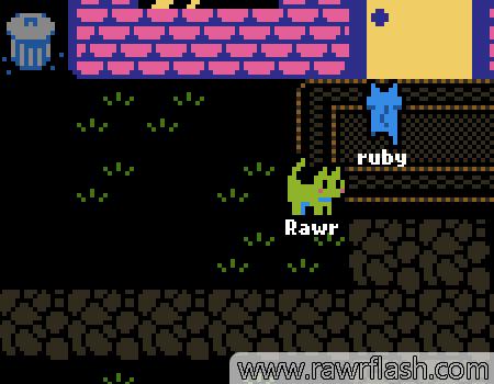 Jogo multiplayer de gatinhos em pixels. Cellbits, Felps, gameplay.