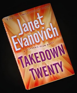 book review of takedown twenty stephanie plum 20 janet evanovich