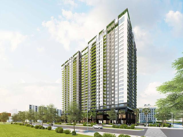 Dự án chung cư Anland Premium.