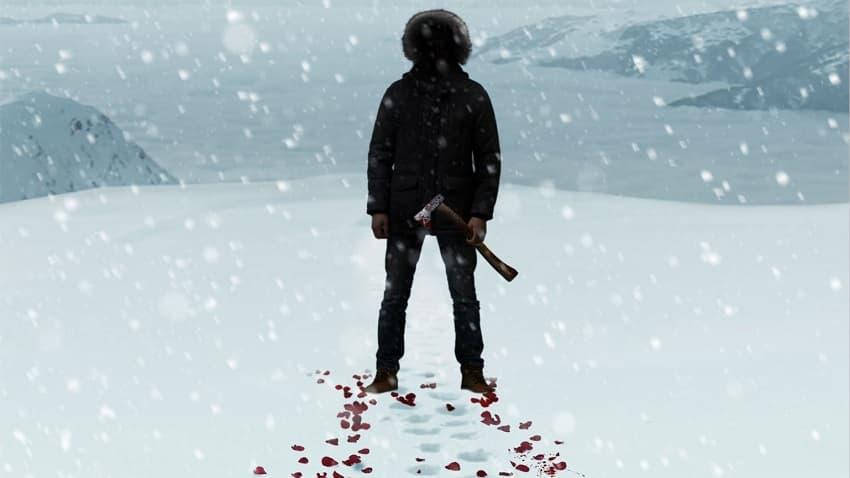 Убийца на снегоходе орудует в трейлере хоррора Let It Snow - фильм ужасов выйдет в сентябре