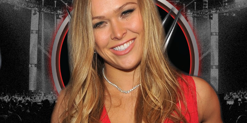 Ronda Rousey Teases WWE Comeback