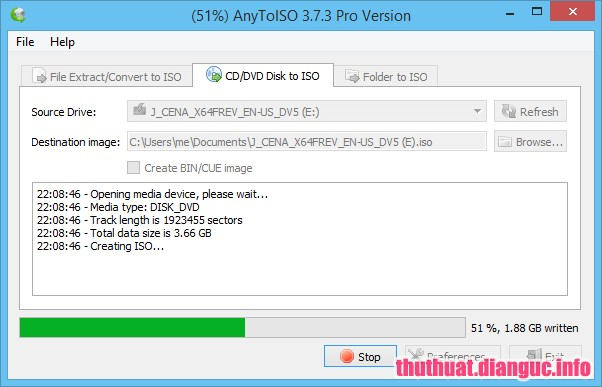 Download AnyToISO Pro 3.9.4 Build 650 Full Cr@ck