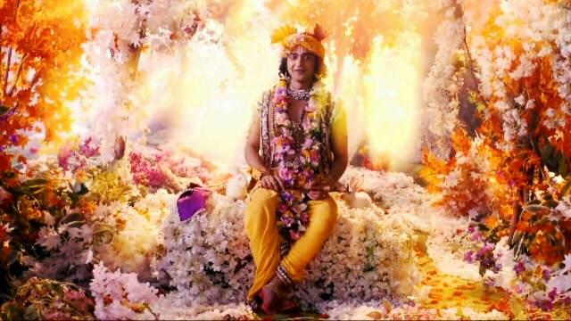 Radha Krishna : Krishnvani in hindi