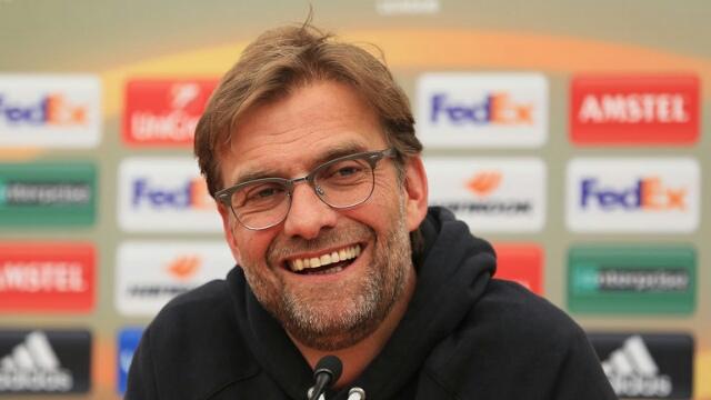 Liverpool FC Jurgen Klopp