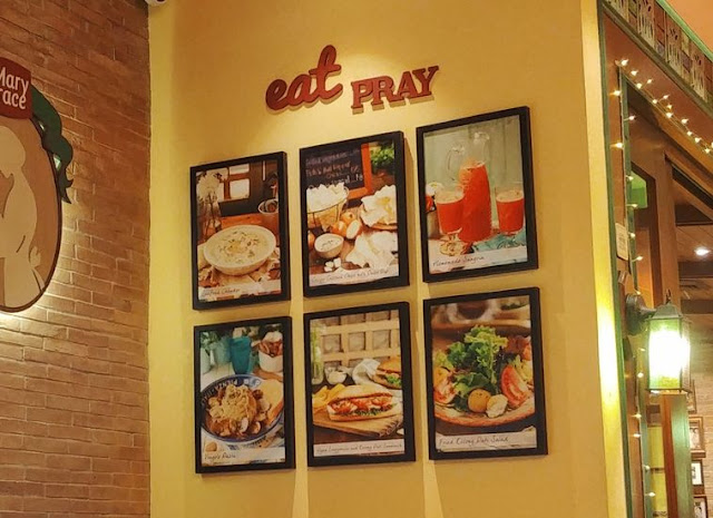 Café Mary Grace: we went back to an old favorite