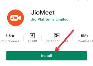Jio Meet Kaise Download Kare