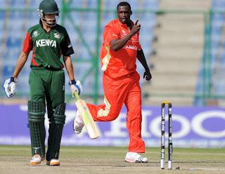 Kenya vs Canada 23rd Match ICC Cricket World Cup 2011 Highlights