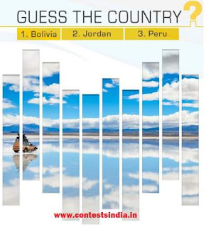 guess the country contest