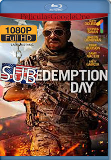 Redemption Day (Operation Redemption) (2021) [1080p BRrip] [SUB] [LaPipiotaHD]