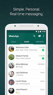 WhatsApp Messenger v2.12.421