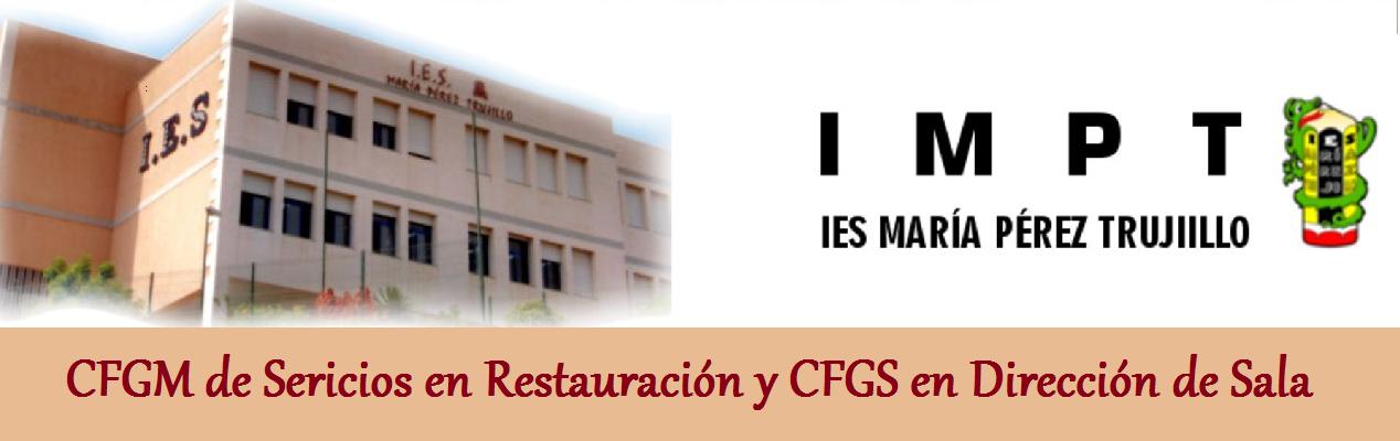 Ies María Pérez Trujillo Ciclo Formativo De Grado Medio De