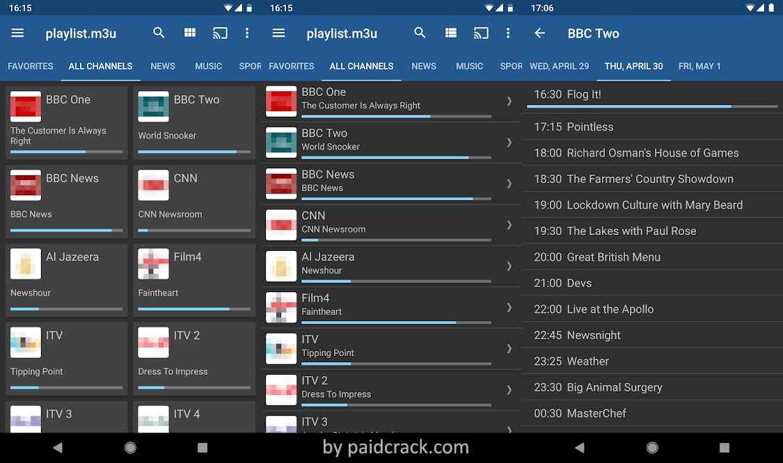 IPTV Mod Apk