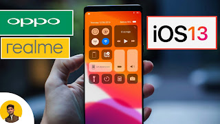 OPPO iOS 13 Theme Like Pro Themes || OPPO iOS 13 Theme By Andriod Bar || OPPO Latest Themes