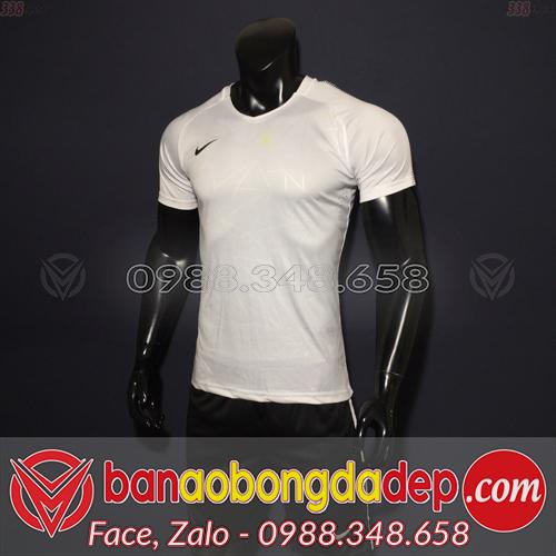 Áo không logo Nike TB SPH02 Trắng