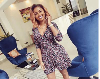 Anerlisa Muigai, the daughter of Keroche CEO, Tabitha Karanja