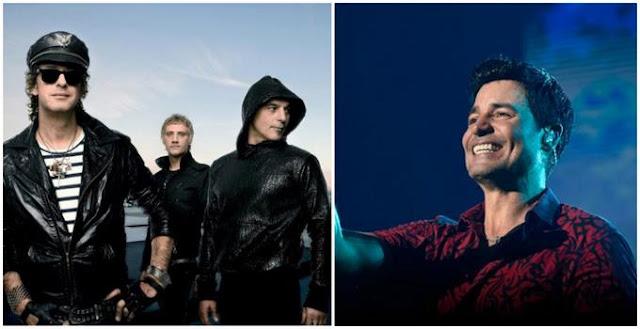 Posponen conciertos de Soda Stereo 28 marzo & Chayanne 11 de abril
