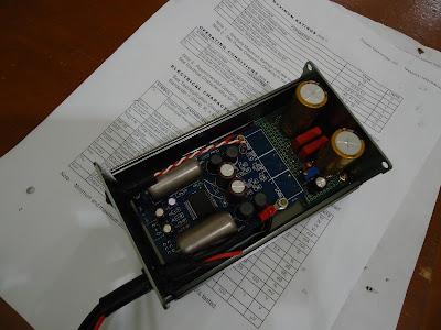 The Orronoco Audio Diy Shortest Signal Path Tripath Ta2024 Car