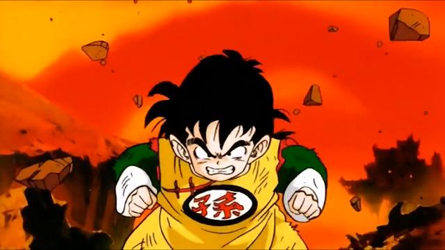 Dragon Ball Z Movie 01: The Dead Zone in Hindi-English Dual Audio HD 8
