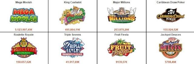 Captain Cooks Casino Games