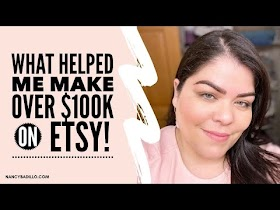 How To Make Money On Etsy (The tactics that helped me make over $100K on Etsy!)