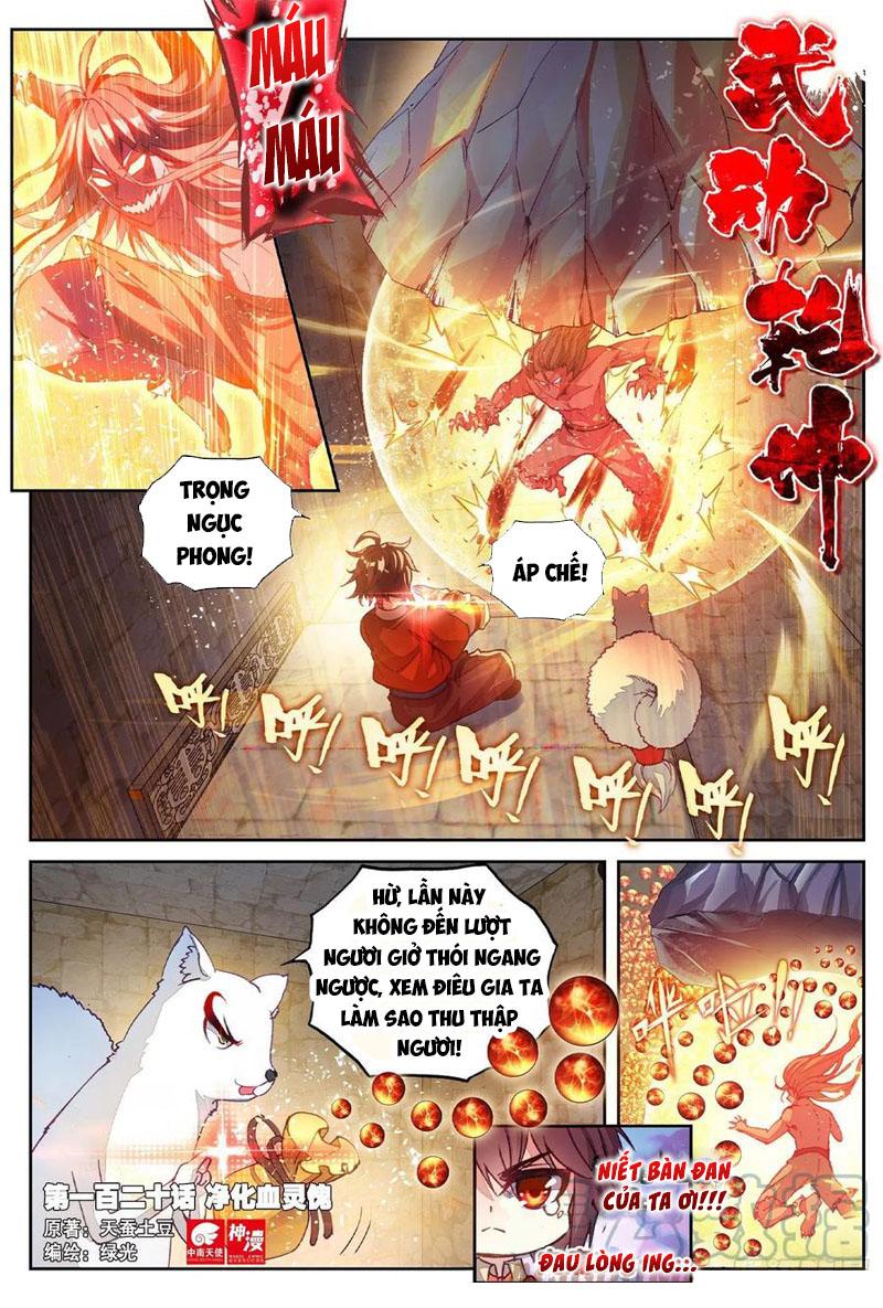 Võ Động Càn Khôn Chap 138 . Next Chap Chap 139