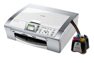 Brother DCP-155C Printer Driver Windows, Mac, Linux