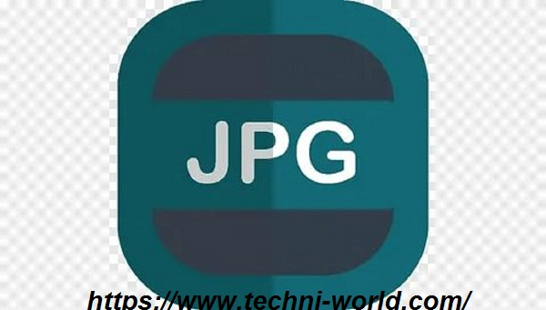 جيه بيه إيه جي - ملف صورة ال JPEG