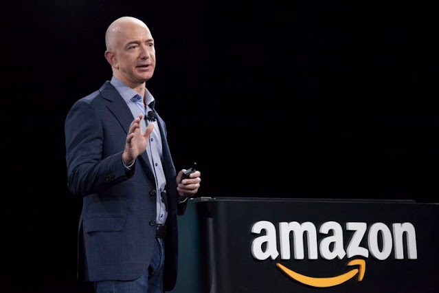 CEO Amazon Jeff Bezos Dikabarkan Mundur Akhir Tahun Ini