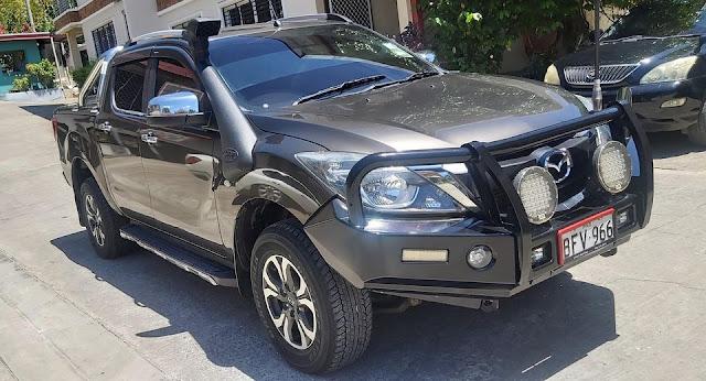 Mazda BT50 on Sale in Port Moresby