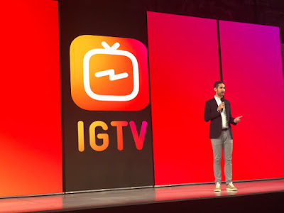 Instagram Lancar Ciri Terbaru IGTV Bakal Membuatkan Youtube Tercabar
