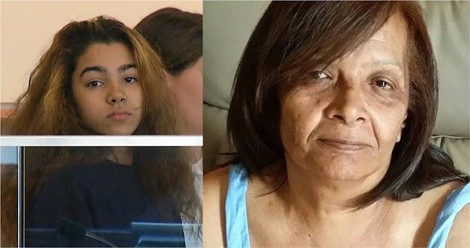 Adolescente de origen dominicano acusada por asesinar con más de 20 puñaladas una mujer boricua en Massachusetts
