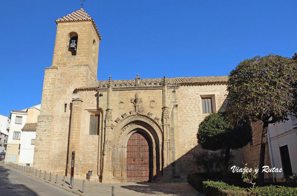 Iglesia de San Nicolás de Bari de Úbeda