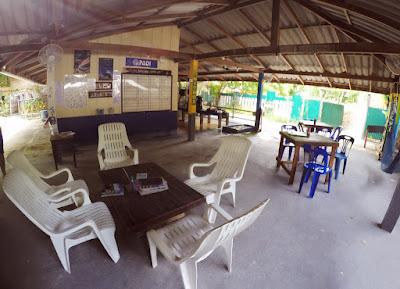 Adang Sea Divers duikschool op Koh Lipe