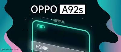 oppo a92s leaks