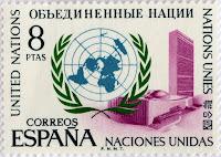 XXV ANIVERSARIO DE LA FUNDACIÓN DE LAS NACIONES UNIDAS
