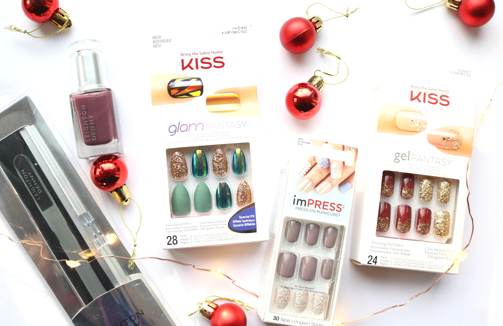 Christmas Gift Guide 2019: Stocking Fillers For Party Girls - Nails Edit