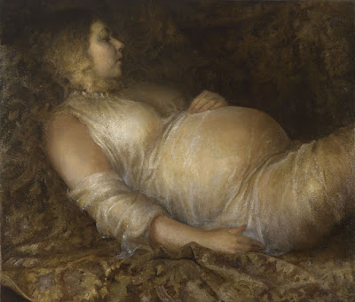 Pregnant Woman, Therese (2008), Helene Knoop
