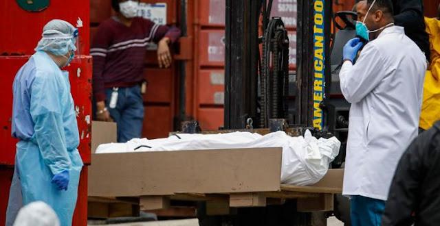 كوفيد -19: تجاوزت الولايات المتحدة حاجز 250 ألف حالة وفاة