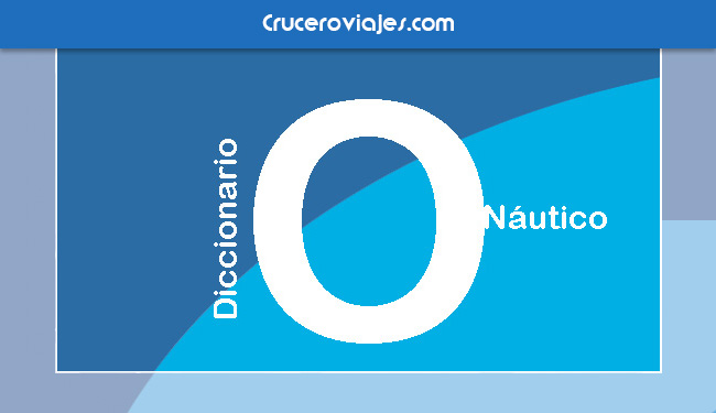 Diccionario nautico de cruceros