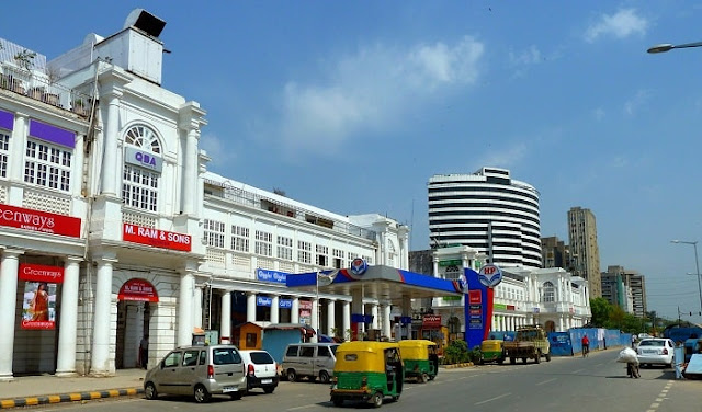 Connaught Place, Best Places to Visit in Delhi