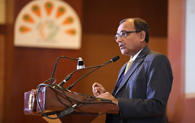 TS Tirumurti appointed as new Permanent Representative of India to UN