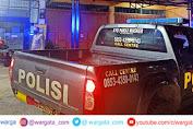 Antisipasi Tindak Kejahatan, Personil Polsek Maiwa Laksanakan Patroli Malam