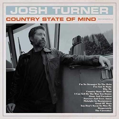 Nuevo disco de Josh Turner, Country State of Mind