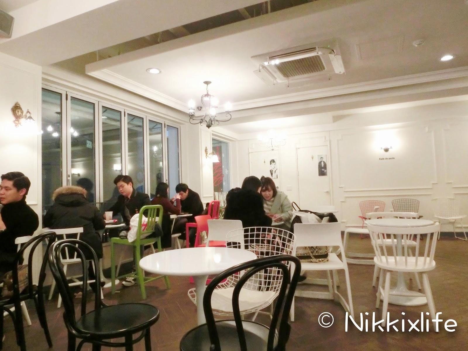 【首爾食記】新沙洞獨有的特色甜品:Cafe De Paris的草莓Bonbon 6