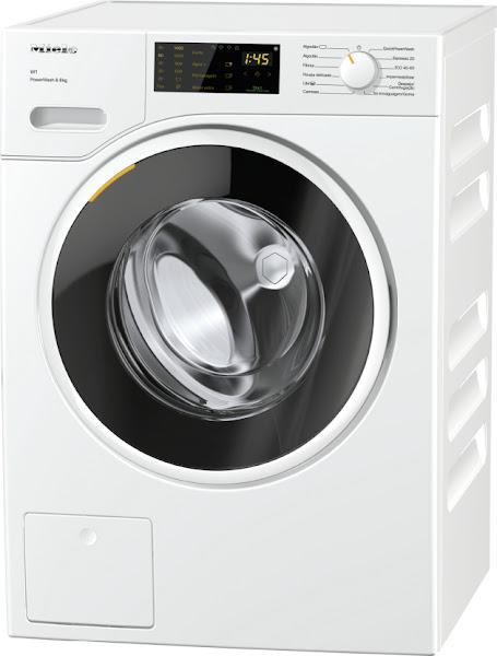 Máquinas de lavar roupa W1 - Máxima limpeza e eficácia em cada lavagem