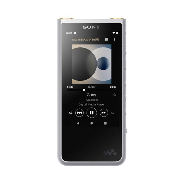 Sony NW-XZ500 walkman