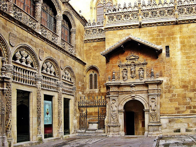 Capela Real na Catedral de Granada