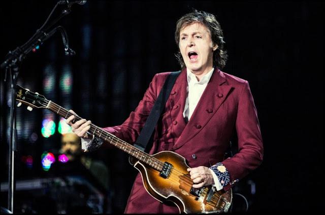 Video: Paul McCartney en vivo en el Tokyo Dome (Concierto completo)