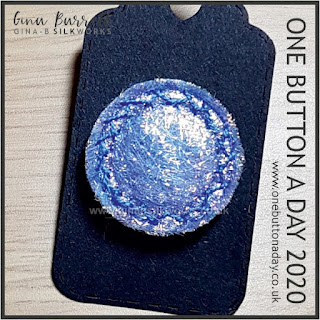 Day 303 : Celeste - One Button a Day 2020 by Gina Barrett