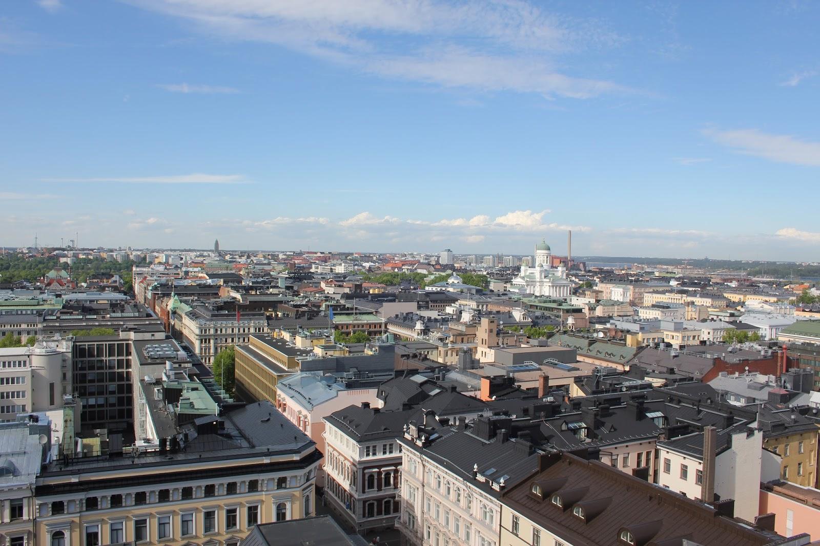 Tuunailun makua: Budget traveling in Helsinki